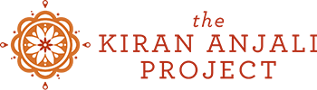 The Kiran Anjali Project Sticky Logo