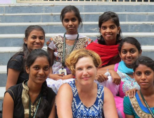 My School is My Family: The 2015 Site Visits