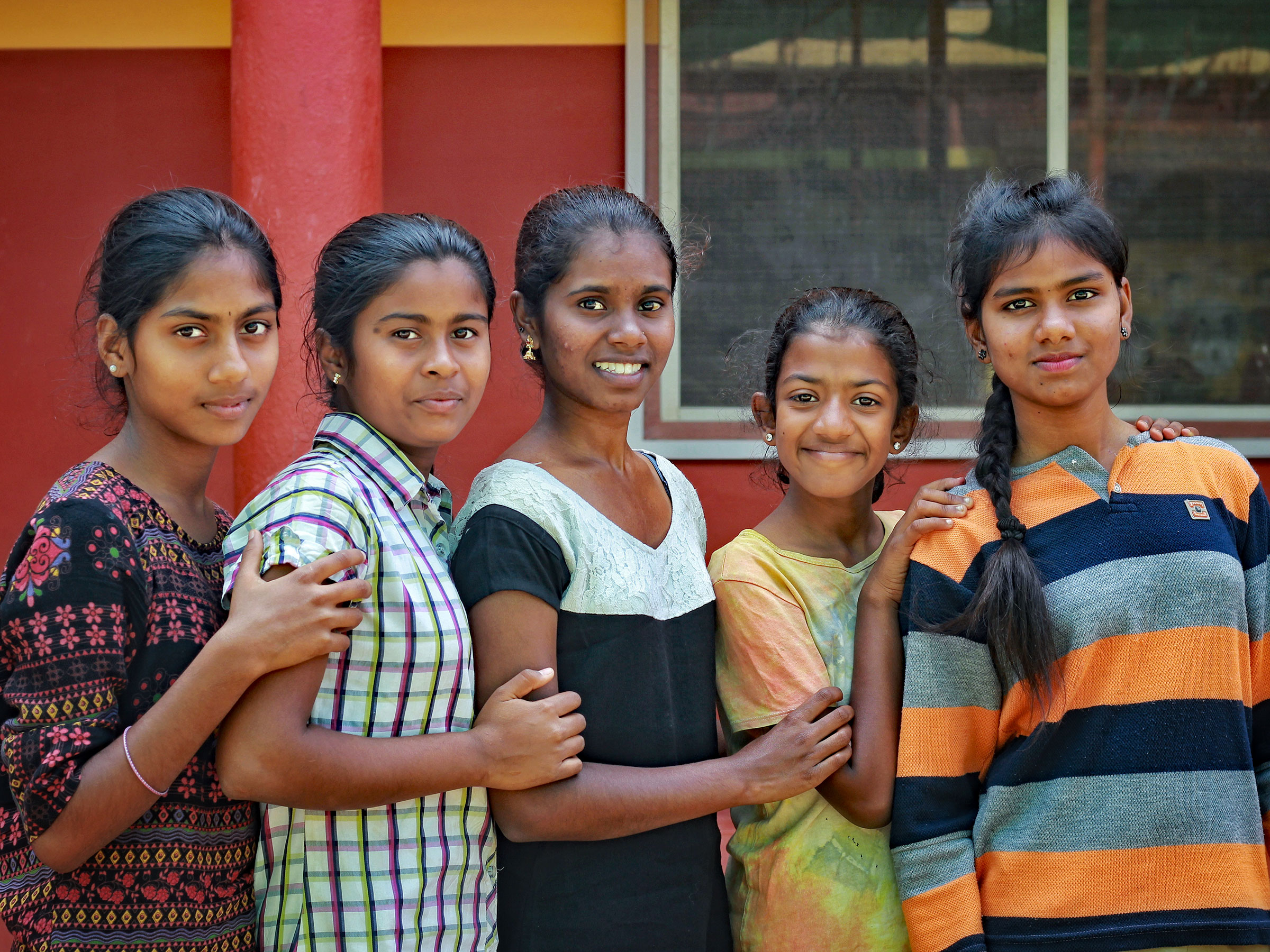 Shalini Fellowship Girls 2020